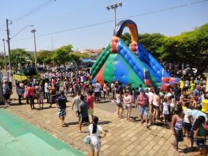 Dia das Crianças Avenida Seis