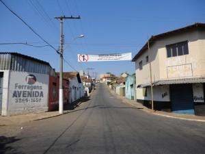 Rua dos Bambus
