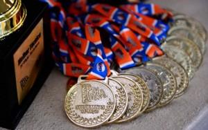 Taça EPTV Futsal Medalhas