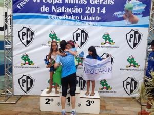 Copa MG Natação Final 16