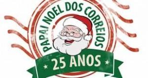 Natal dos Correios 25 anos 1