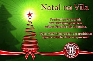 Campanha de Natal Rotarct 2