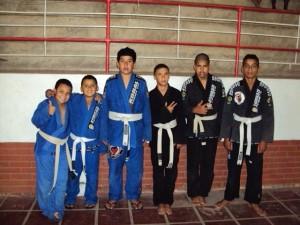 Jiu Jitsu Programas Sociais de TP 1