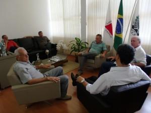 Visita Deputado Mário Henrique TP 2