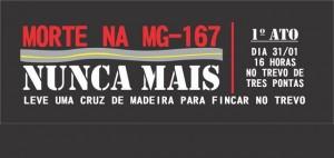 Campanha Duplicação MG 167 2