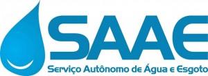 Saae Três Pontas Logo