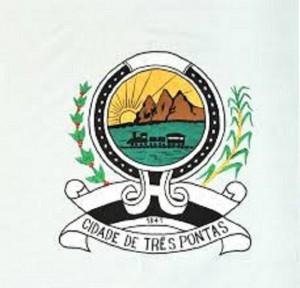 Brasão Prefeitura de Três Pontas 1