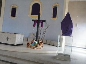 Quaresma e Prática de Cobrir Images por Padre Rogério 4