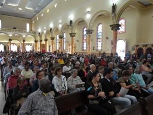Quarta Feira de Cinzas Missa 2015 1