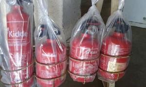 Extintores ABC 1
