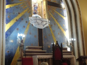 Igreja Matriz D'Ajuda Três Pontas 1