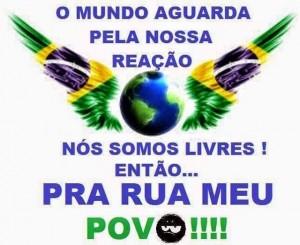 Impeachment Dilma Três Pontas 2