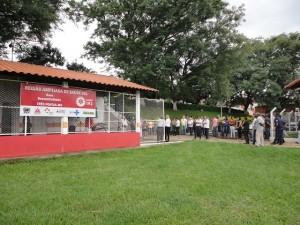 Inauguração SAMU Três Pontas 1