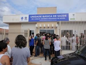 Inauguração UBS Dr Carlos Fagundes TP 12