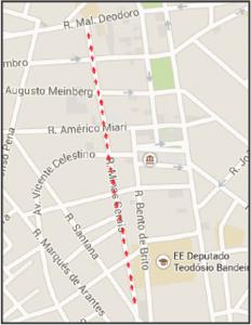 Rua Minas Gerais
