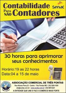 Curso Contabilidade para não Contadores Senac 1