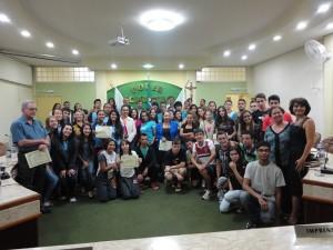 Lançamento Oficial Parlamento Jovem de Três Pontas 6