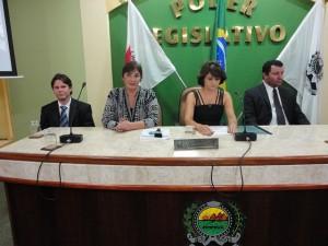 Lançamento Oficial Parlamento Jovem de Três Pontas 7