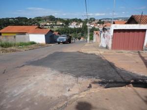 Recapeamento Rua Caetano Pessi 1