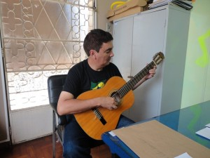 Coordenador Artístico Pedagógico Conservatório Três Pontas 1