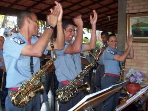 Dia das Mães Orquestra Bios se Apresenta em TP 4