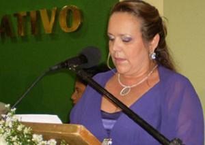 Ex-Prefeita de Três Pontas Luciana Ferreira Mendonça 1