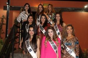 Rainha Expocafé candidatas 1