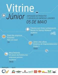 Vitrine Junior Inatel 1