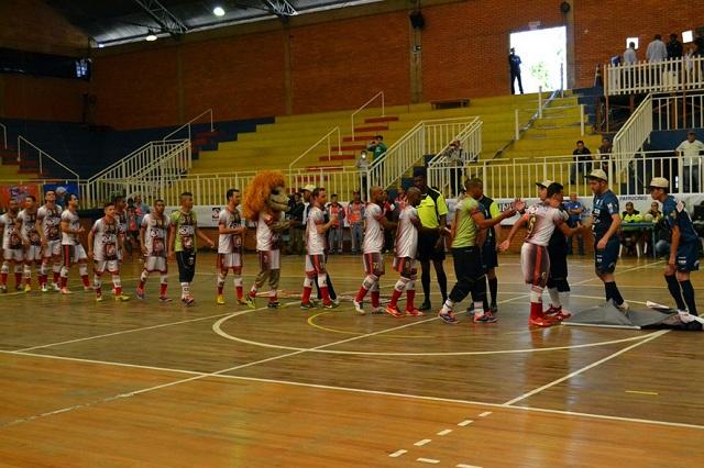 Taça EPTV Futsal 2015 2
