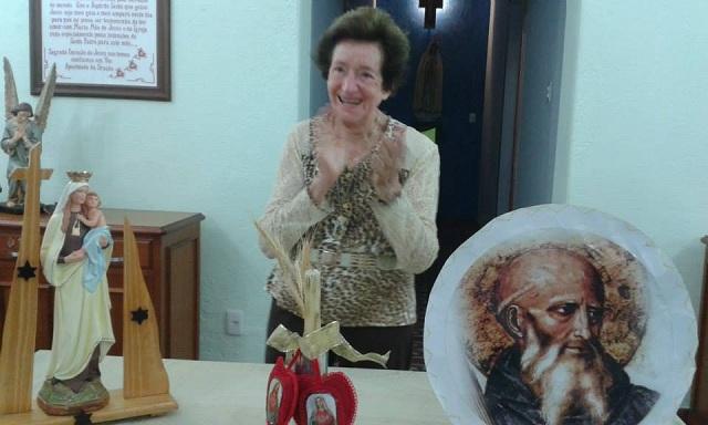 Filha Ilustre Dona Virgínia Veiga Pereira 90 anos 22