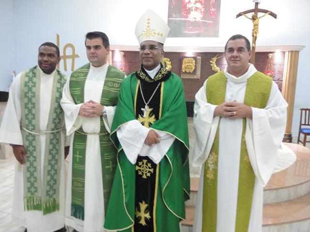 Primeira Visita do Bispo Coadjutor Dom Pedro a Três Pontas 18.jpg