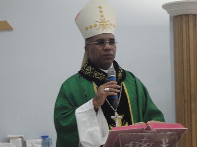 Primeira Visita do Bispo Coadjutor Dom Pedro a Três Pontas 5.jpg