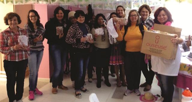 Projeto doa sutiãs especiais para mulheres mastectomizadas em Santa Catarina 1