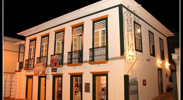 Casa da Cultura Três Pontas fachada pjg