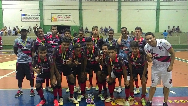 Flaminas Futsal Sub 17 Josul 3