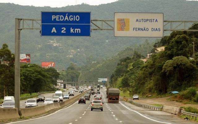 Rodovia Fernão Dias Praça de Pedágio 1