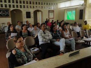 Público entendeu a proposta e houve manifestação de interesse pelo apadrinhamento