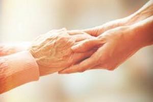 Dia das Mães Abraço Aperto de Mãos