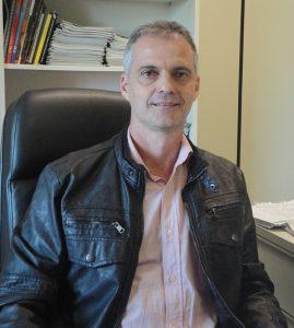 Diretor Técnico Industrial, Jorge Nogueira, comenta que há tempos cooperados manifestam interesse em realização de Feira de Negócios pela Cocatrel. (Foto: Arlene Brito / Sintonize Aqui)