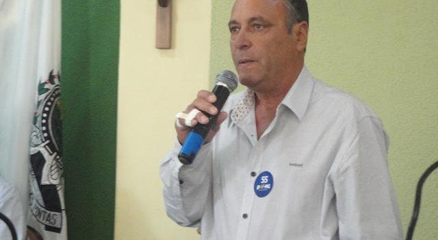 Prefeito de Três Pontas Marcelo Chaves Garcia
