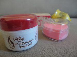 Sex Shop Vela Perfumada Perfume Massagem 1