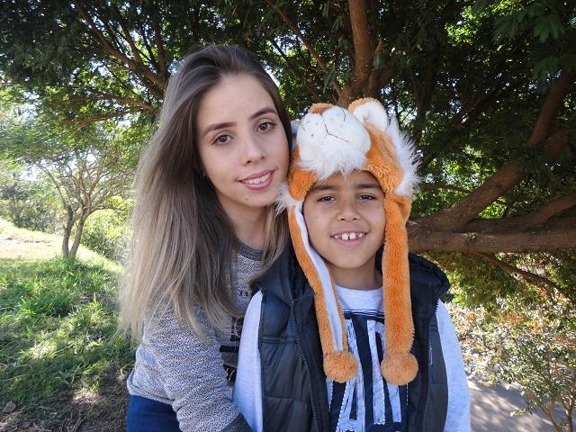"""294cc16afb922 Iris conta que paixão do filho pelo filme """"O Rei Leão"""" facilitou escolha do  presente"""