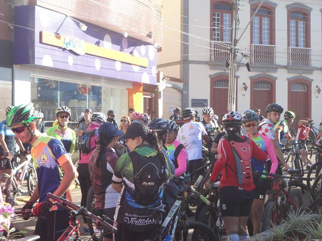 Pedal Solidário de Páscoa