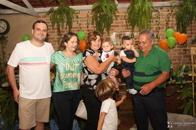 Família e Criança