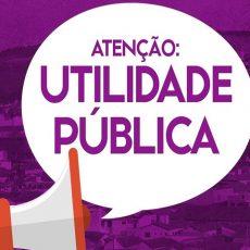 Prefeitura Três Pontas Utilidade Pública