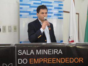 Presidente da Acai TP Bruno Carvalho