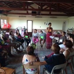 Bate papo com mulheres no Rotary Club Três Pontas