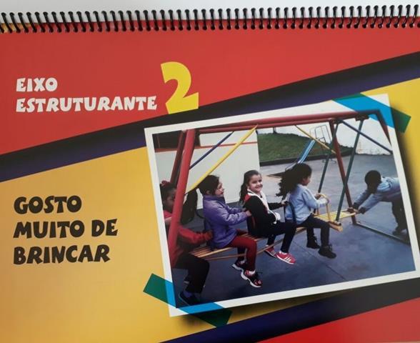 Material apoio educação infantil
