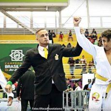 Ouro prata Campeonato Brasileiro de Jiu-Jitsu