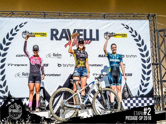 GP Ravelli Montain Bike Ciclista de Três Pontas